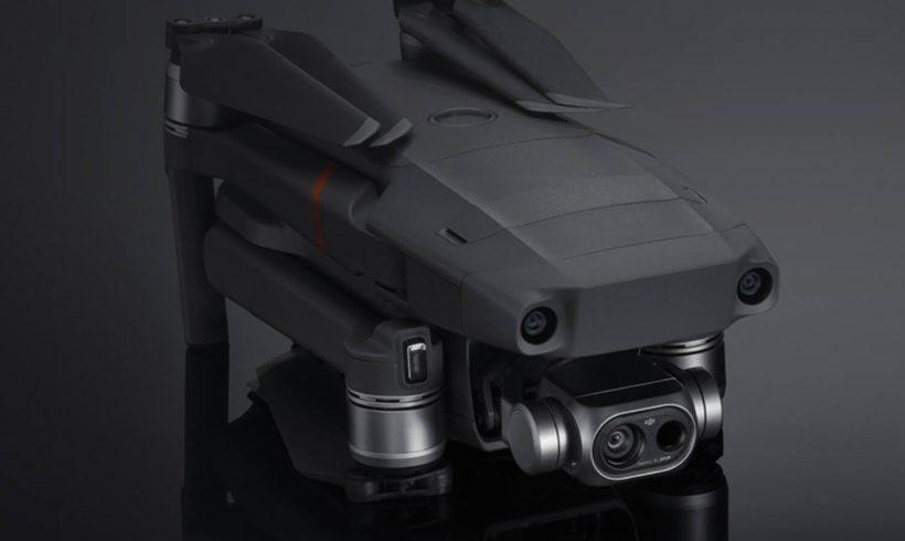 DJI lança Mavic 2 Enterprise Dual com imagens térmicas