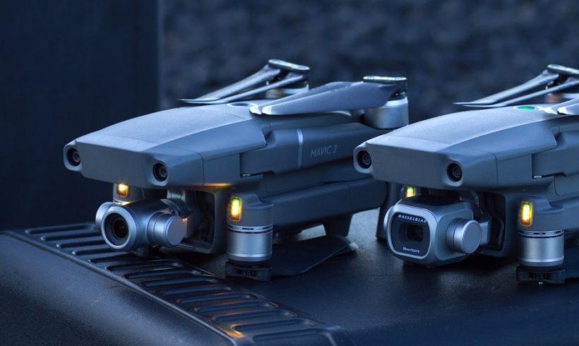 DJI anuncia lançamento dos drones Mavic 2 Pro e Mavic 2 Zoom