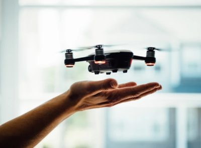 O uso de drones na construcao civil 400x295 Por dentro do uso de drones na construção civil