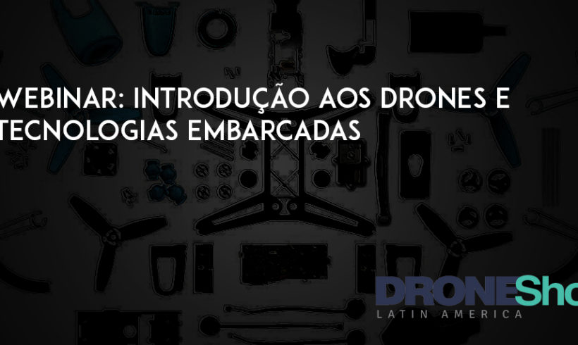 Entenda como funciona um Drone por dentro, os tipos de equipamentos e suas partes