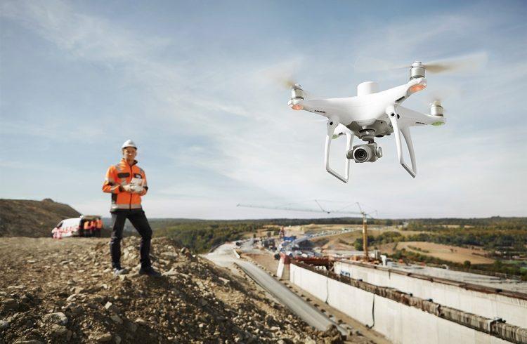CPE Tecnologia e Novarum Sky lançam solução PPK para DJI Phantom 4 RTK