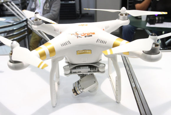 Check-list para levantamentos com drones