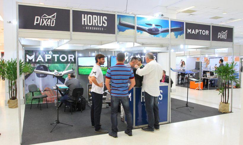 Horus confirma presença no evento DroneShow 2017