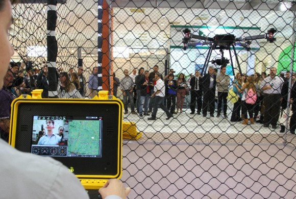 Restam poucos espaços livres para a Feira DroneShow 2015