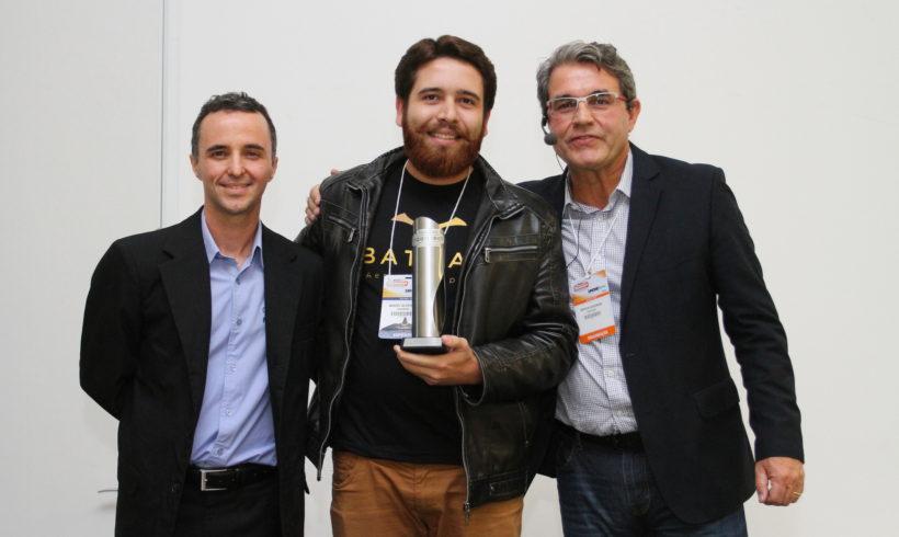 Fundador da Droneng ganha prêmio de Personalidade do Ano 2016