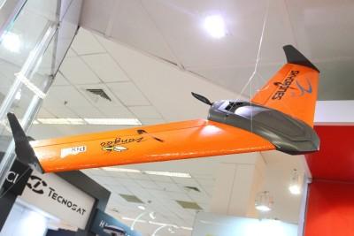 Novo modelo Zangão da SkyDrone, empresa que estará no DroneShow 2015