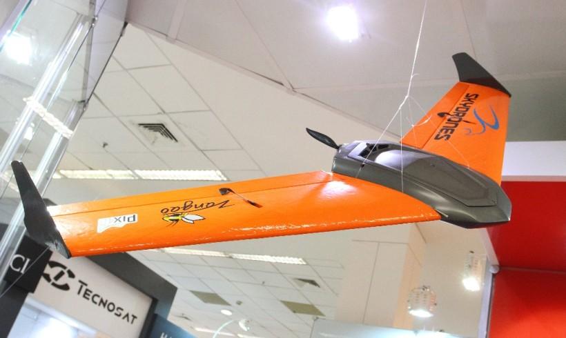 Feira DroneShow 2015 movimenta o mercado e já está 80% reservada