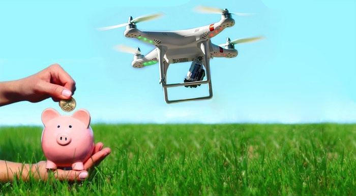 DroneShow faz promoção para novos cursos de mapeamento e agricultura