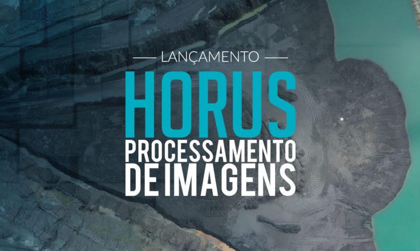 Horus lança plataforma de processamento de imagens aéreas