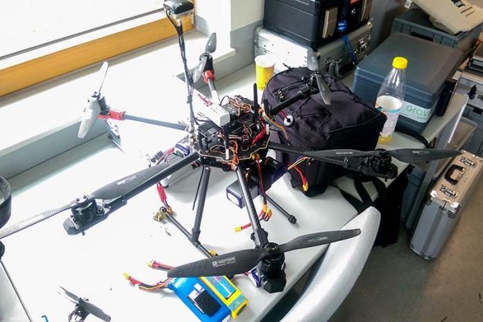 12 equipes inscrevem-se para Competição Fórmula Drone SAE BRASIL