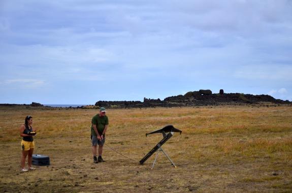 Artigo: Uma nova visão de Rapa Nui