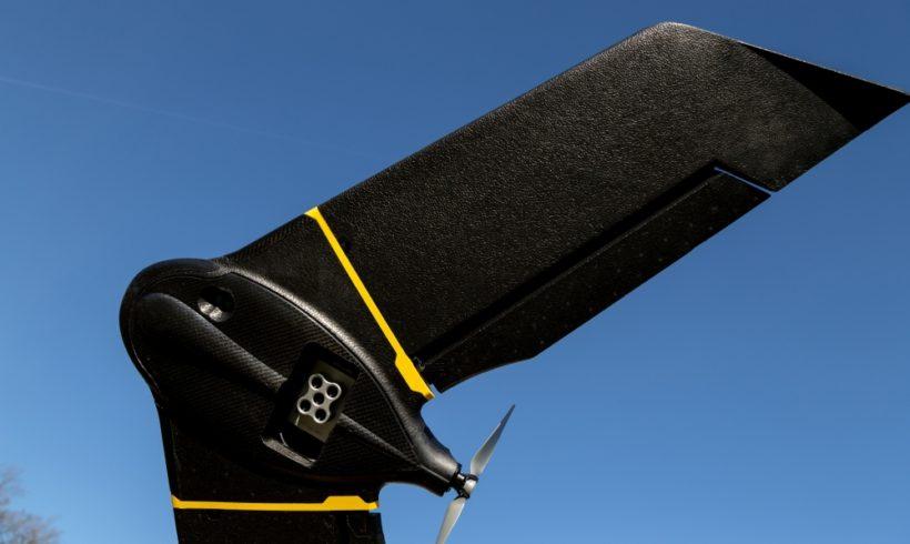 senseFly lança drone eBee X com câmera RedEdge-MX da MicaSense