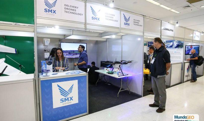 SMX Systems confirma participação na feira DroneShow 2019