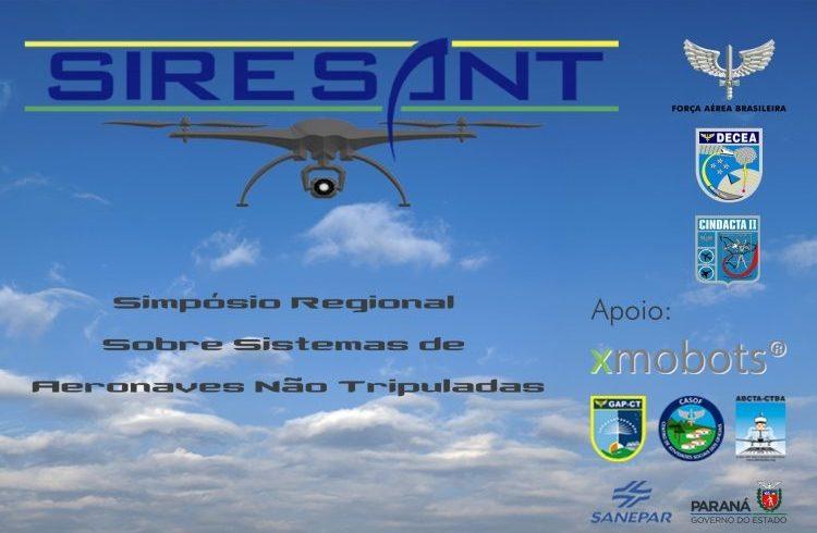Curitiba recebe Simpósio sobre Sistemas de Aeronaves não Tripuladas