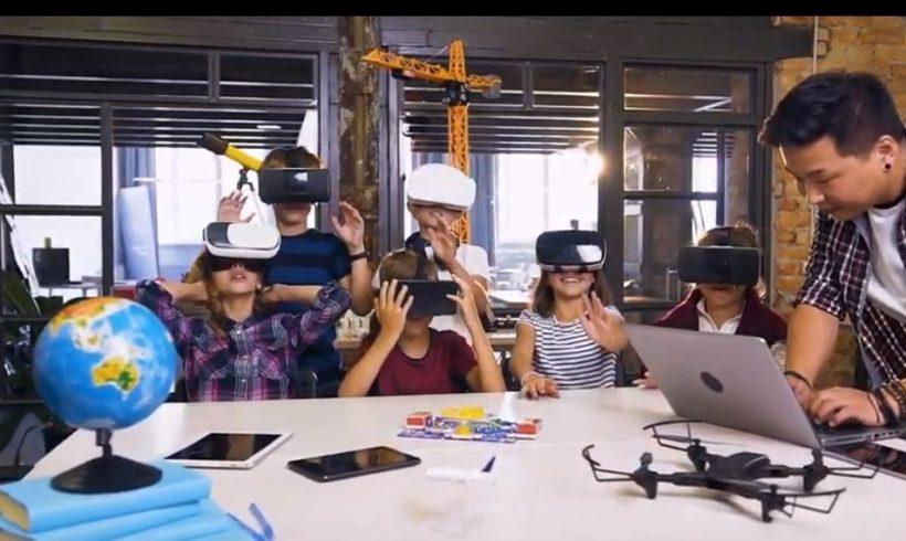 Startup cria laboratório com inteligência artificial para estudo de Ciências