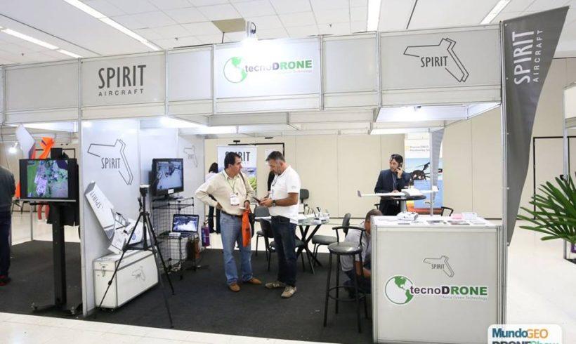 Tecnodrone confirma participação na feira DroneShow 2019