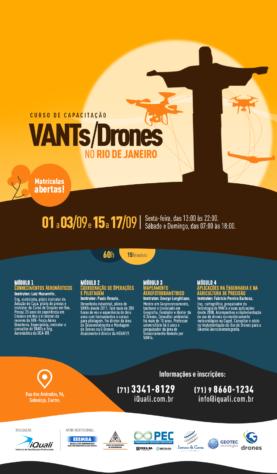 VANTs e Drones RJ - E-mail mkt