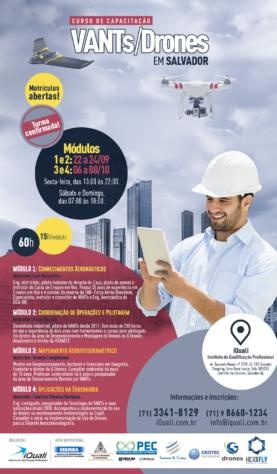 VANTs e Drones SSA - E-mail mkt 2
