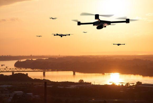 Mercado aquecido aumenta importação brasileira de drones
