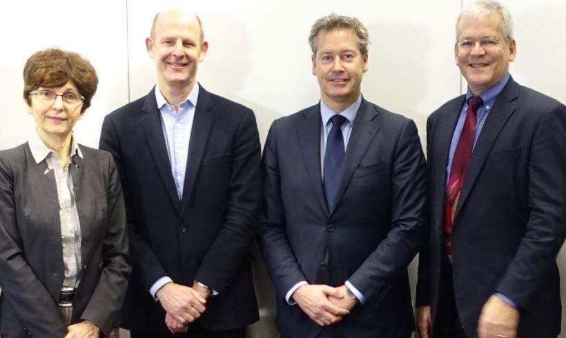 Inmarsat e Agência Espacial Europeia firmam contrato para gestão de tráfego aéreo