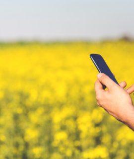 Curso básico de Drones na Agricultura em destaque hoje no MundoGEO Connect e DroneShow 2020