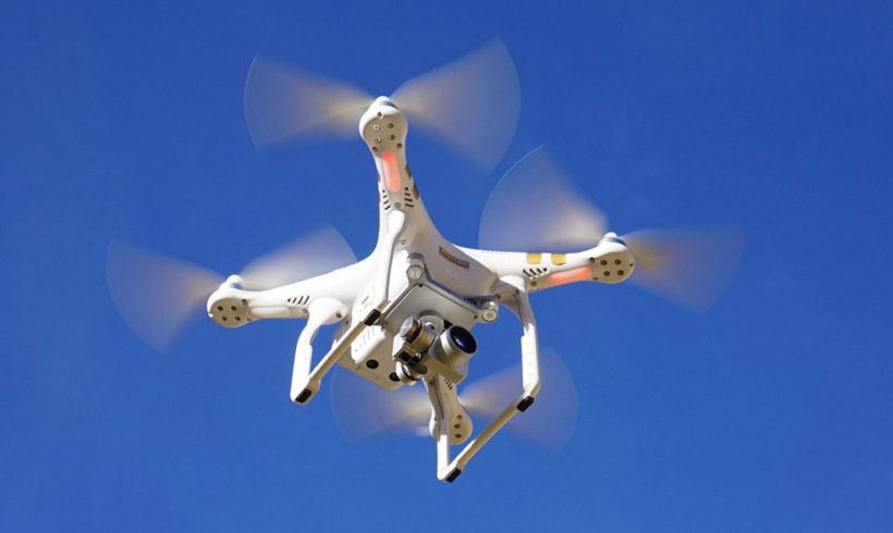 Fatec Pompeia utiliza drones no curso de Big Data no Agronegócio