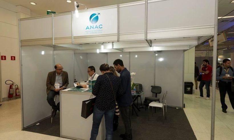 ANAC confirma participação na feira e conferência DroneShow