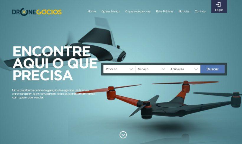 Existem 720 empresas de drones no Brasil, mesmo sem a regulamentação da ANAC