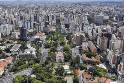 area urbana belo horizonte