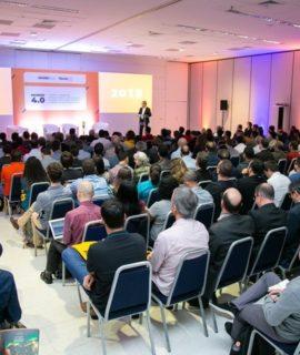Veja como ser palestrante no DroneShow e MundoGEO Connect 2020
