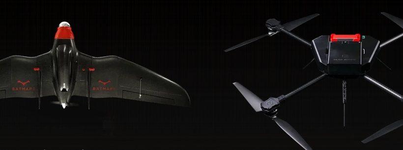 Nuvem UAV confirmada na feira DroneShow e MundoGEO Connect 2021