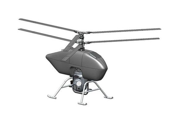 Bolt, um Drone para grandes distâncias e alta capacidade de carga