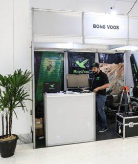 Bons Voos confirma participação na feira DroneShow 2019