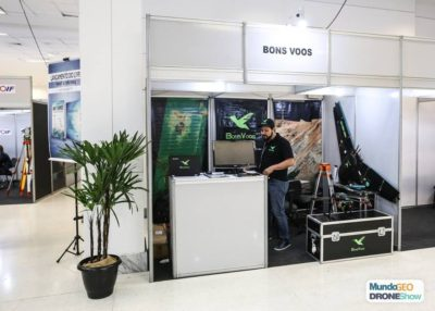 bons voos na feira droneshow 2018