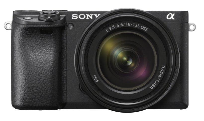 Sony lança câmera α6400 com autofoco mais rápido e vídeos em 4K