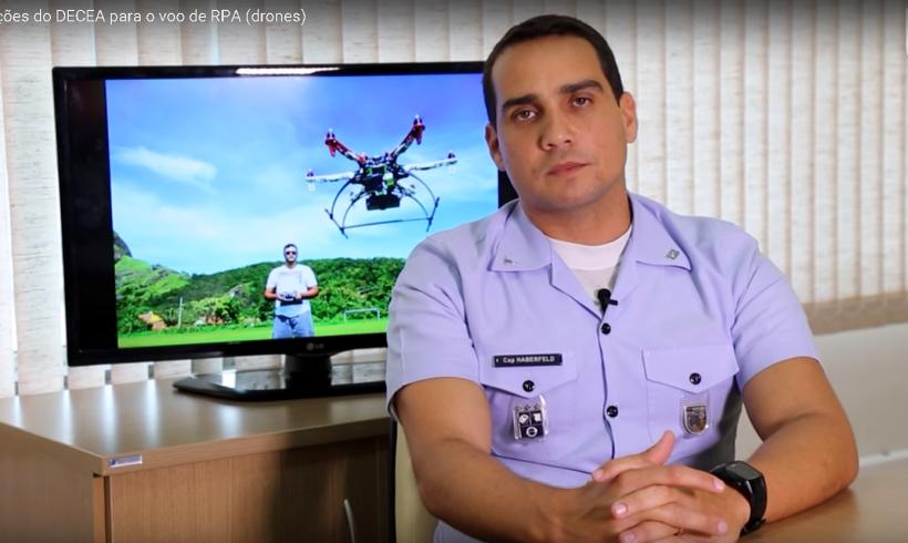 Conheça as novas instruções do DECEA para uso de Drones no Brasil