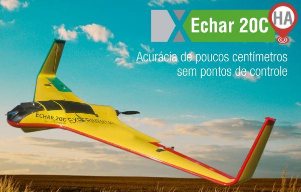 XMobots lança Echar 20C com tecnologia HA, que descarta pontos de controle