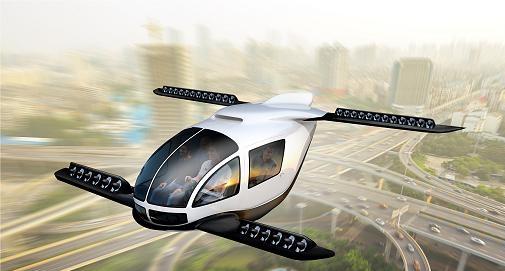 Estudo avalia impactos da sustentabilidade ambiental de carros voadores