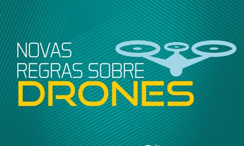 Replay do tira-dúvidas com a ANAC sobre regulamentação dos Drones