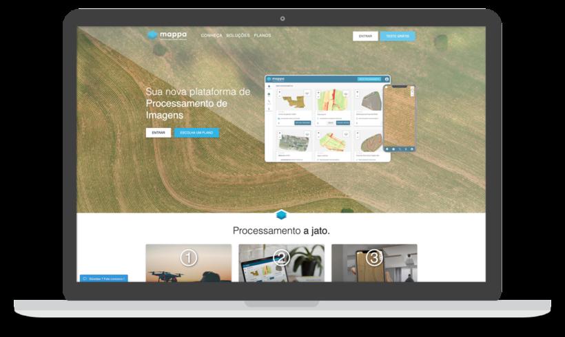 Horus lança plataforma online de processamento de imagens