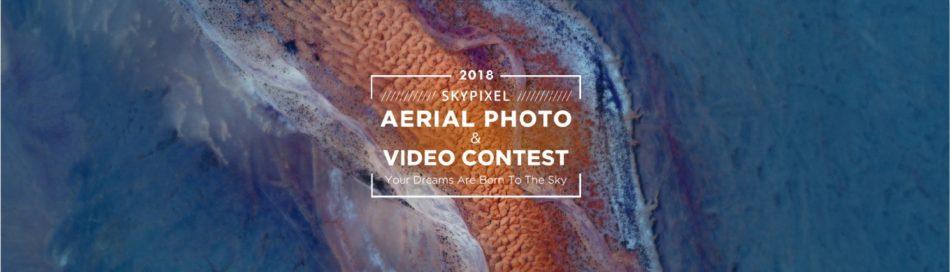 concurso de foto e video dji e skypixel