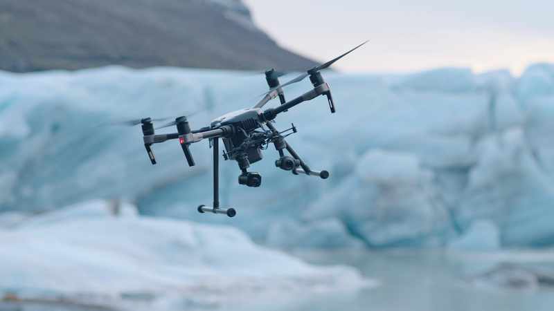 DJI apresenta drones da série Matrice 200 para soluções empresariais