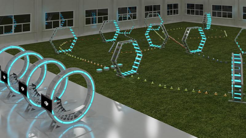 DJI irá abrir sua primeira Arena de Drones na Coréia