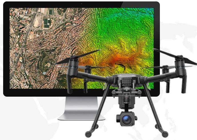 Palestra aborda o processamento de dados obtidos com drones