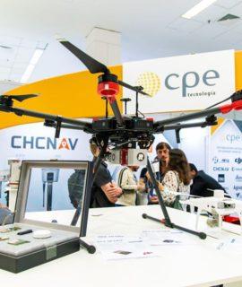 CPE Tecnologia confirmada na feira DroneShow e MundoGEO Connect 2021