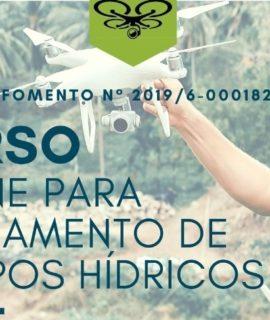 Curso presencial de Mapeamento com Drone acontece em Curitiba