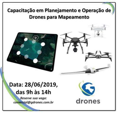 curso pratico de drones