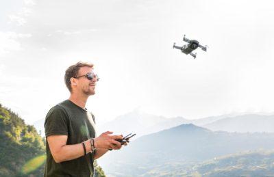 curso sobre regulamentacao para trabalhar com Drones