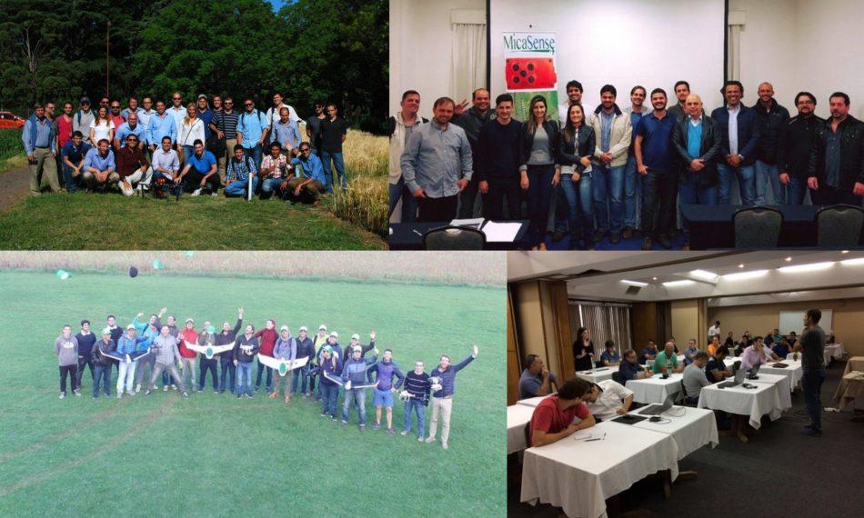 cursos praticos micasense 950x570 Workshop de Drones na Agricultura oficial da MicaSense: últimas vagas!