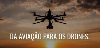 AL Drones confirmada na feira DroneShow e MundoGEO Connect 2021